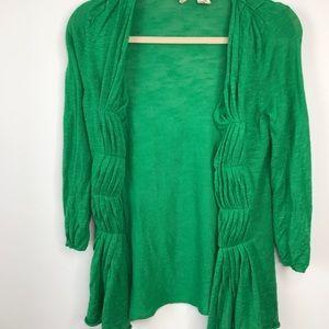 Anthropologie Moth Sweater Knit Unwinding Cardigan